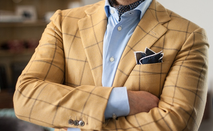 tailor made suits sydney
