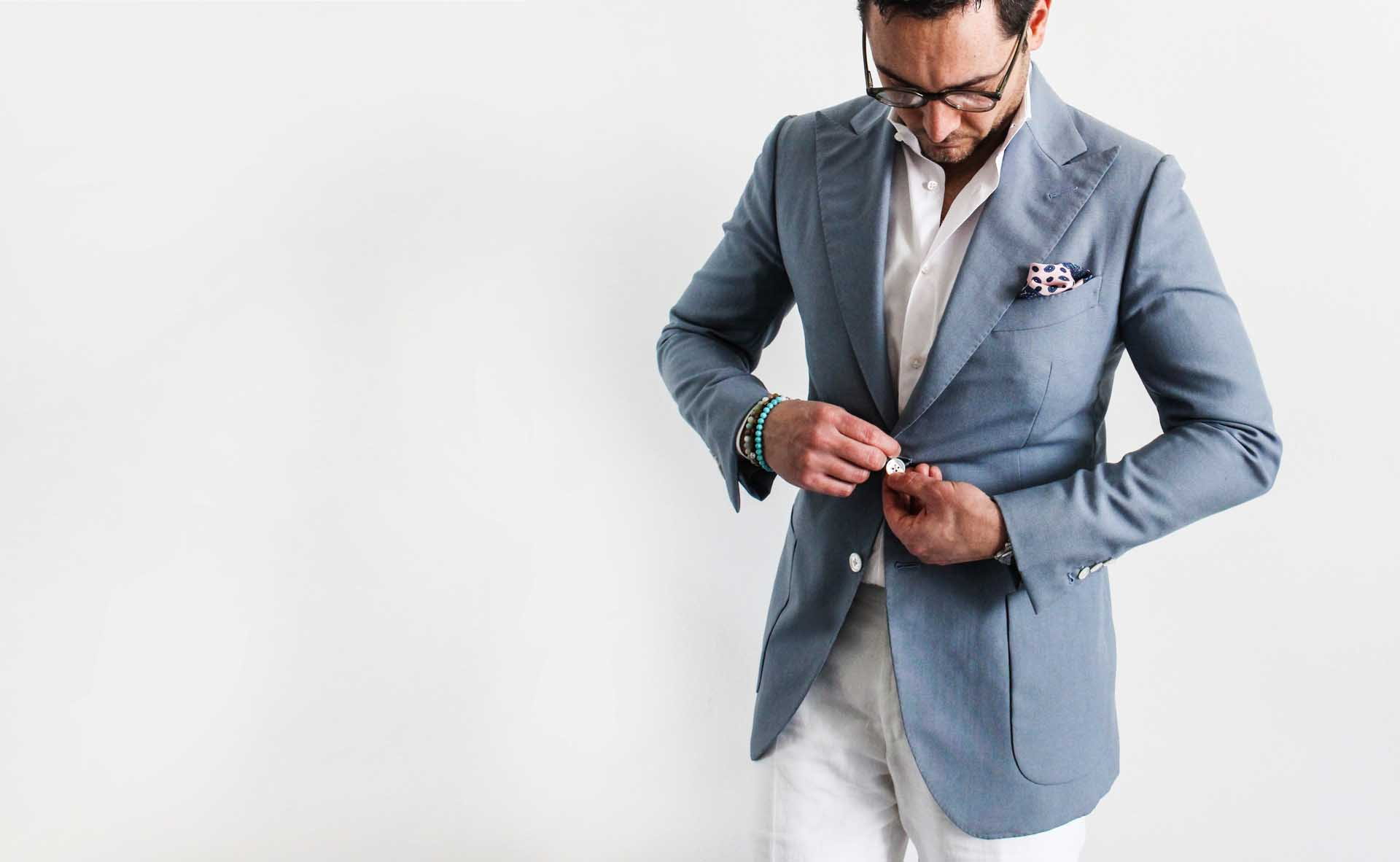 Bespoke tailored suits 1