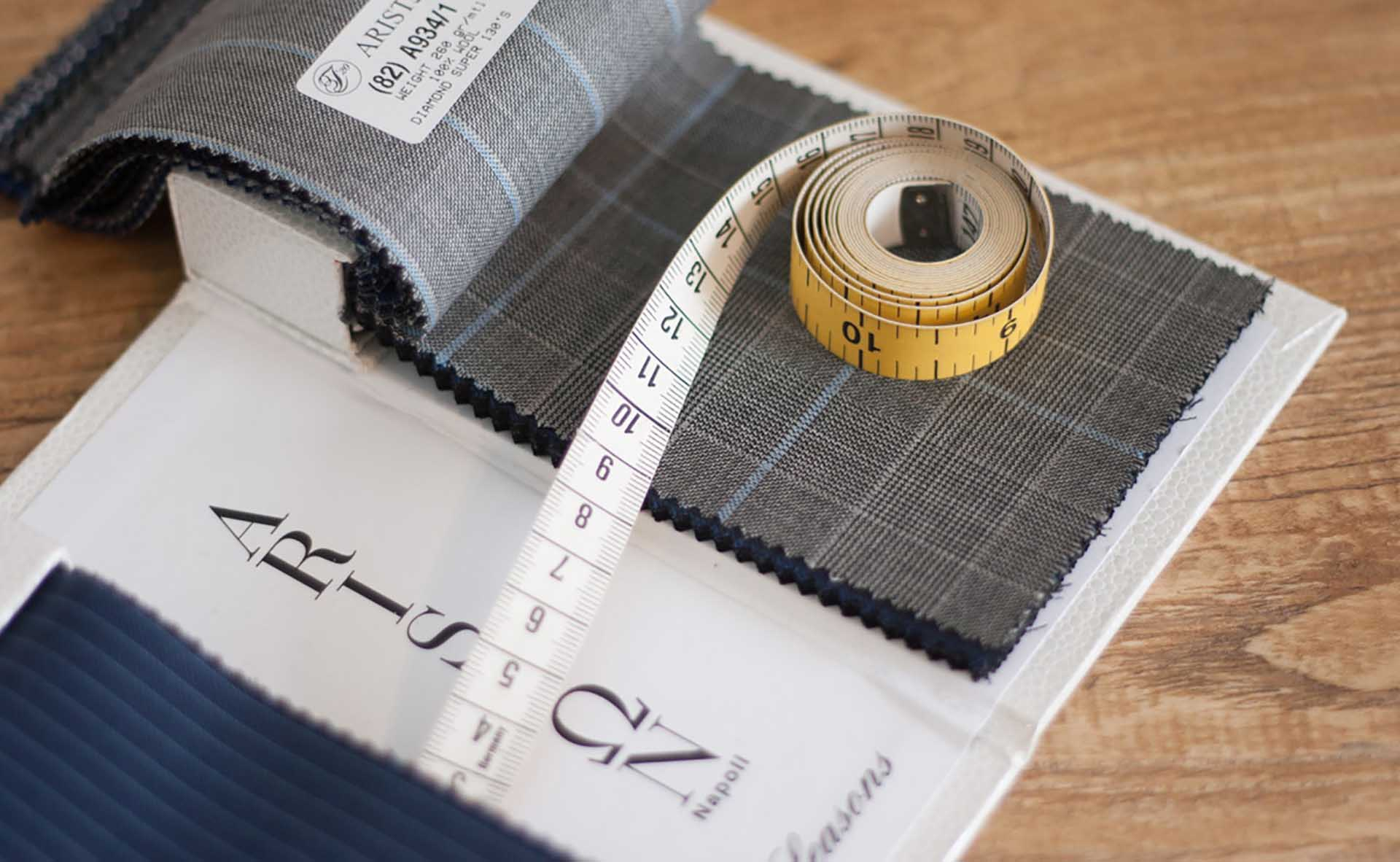 Bespoke tailored suits 5