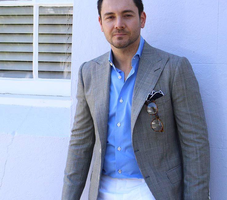 Welcome to Sartorial Bay men's tailoring blog