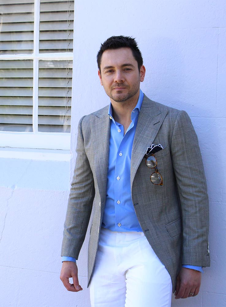 Welcome to Sartorial Bay men's tailoring blog